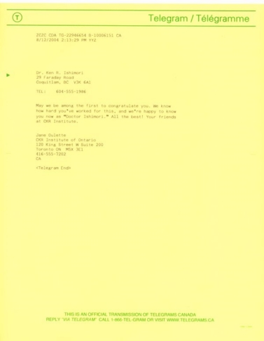photo-telegram-canada Telegram Format Example on youtube format, manual format, notice format, passport format, receipt format, message format, contract format, ticket format,
